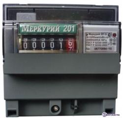 """Счетчик электроэнергии """"Меркурий"""" 201.6"""