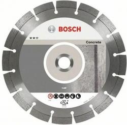 Алмазный диск по бетону BOSCH Concrete 125