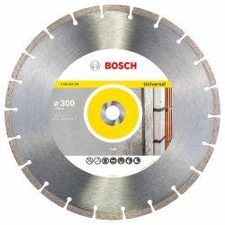 Алмазный диск BOSCH Standart Universal 300