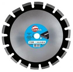 Алмазный диск по асфальту LEMAN 350