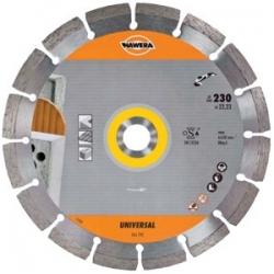 Алмазный диск по бетону HAWERA 125
