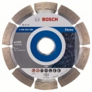 Алмазный диск по камню BOSCH Stone 125
