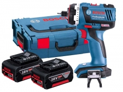 Дрель-шуруповерт BOSCH GSR 14,4 V-EC FC2 L-BOXX Professional + насадки