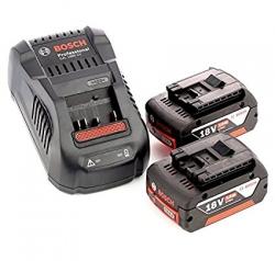 Дрель-шуруповерт BOSCH GSR 18 V-EC FC2 L-BOXX Professional