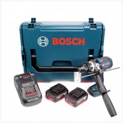 Дрель-шуруповерт BOSCH GSR 18 VE-EC L-BOXX Professional