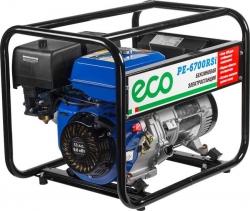 Генератор бензиновый ECO PE-6700 RSi