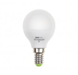 Лампа светодиодная (шар) 5Вт E14 4000К