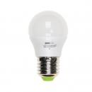 Лампа светодиодная (шар) 5Вт E27 4000К