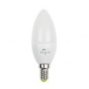 Лампа светодиодная (свеча) 5Вт E27 4000К