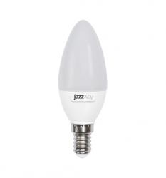 Лампа светодиодная (свеча) 9Вт E14 3000К