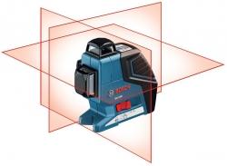 Лазерный уровень BOSCH GLL 3-80 P