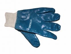Перчатки нитриловые с манжетом STARTUL