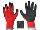 Перчатки со вспененным латексом