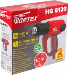 Промышленный фен WORTEX HG 6120