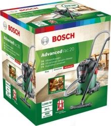 Пылесос Bosch Advanced Vac 20