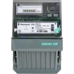 """Счетчик электроэнергии """"Меркурий"""" 230 АМ-01"""