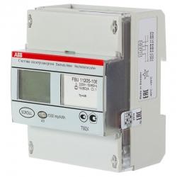 Счетчик электроэнергии однофазный ABB FBU 11205-108