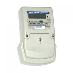 Счетчик электроэнергии однофазный CE102BY S6 145 AKV Энергомера