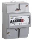 Счетчик электроэнергии однофазный IEK STAR 101/1 R1-5(60)М Ш2