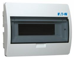 Щит электрический встраиваемый EATON-ECO 1 ряд/12 модулей