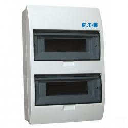 Щит электрический встраиваемый EATON-ECO 2 ряда/24 модуля