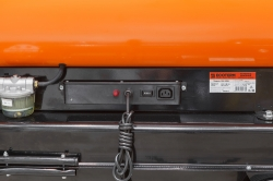Тепловая пушка дизельная ECOTERM DHI-520W