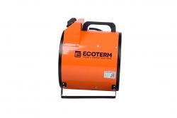 Тепловая пушка электрическая ECOTERM EHR-02/1A
