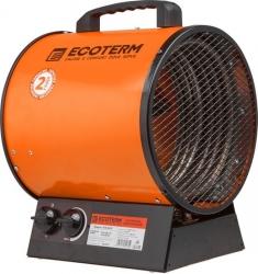 Тепловая пушка электрическая ECOTERM EHR-06/3С