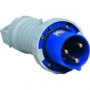 Вилка силовая DT-033 IP67