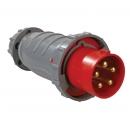 Вилка силовая DT-035 IP67