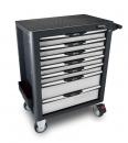 Ящик для инструментов на колесах 7 секций PRO-PLUS TOPTUL