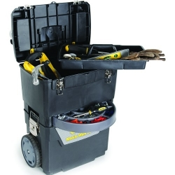 Ящик для инструментов на колесах Stanley IML Mobile Work Center 2 in 1